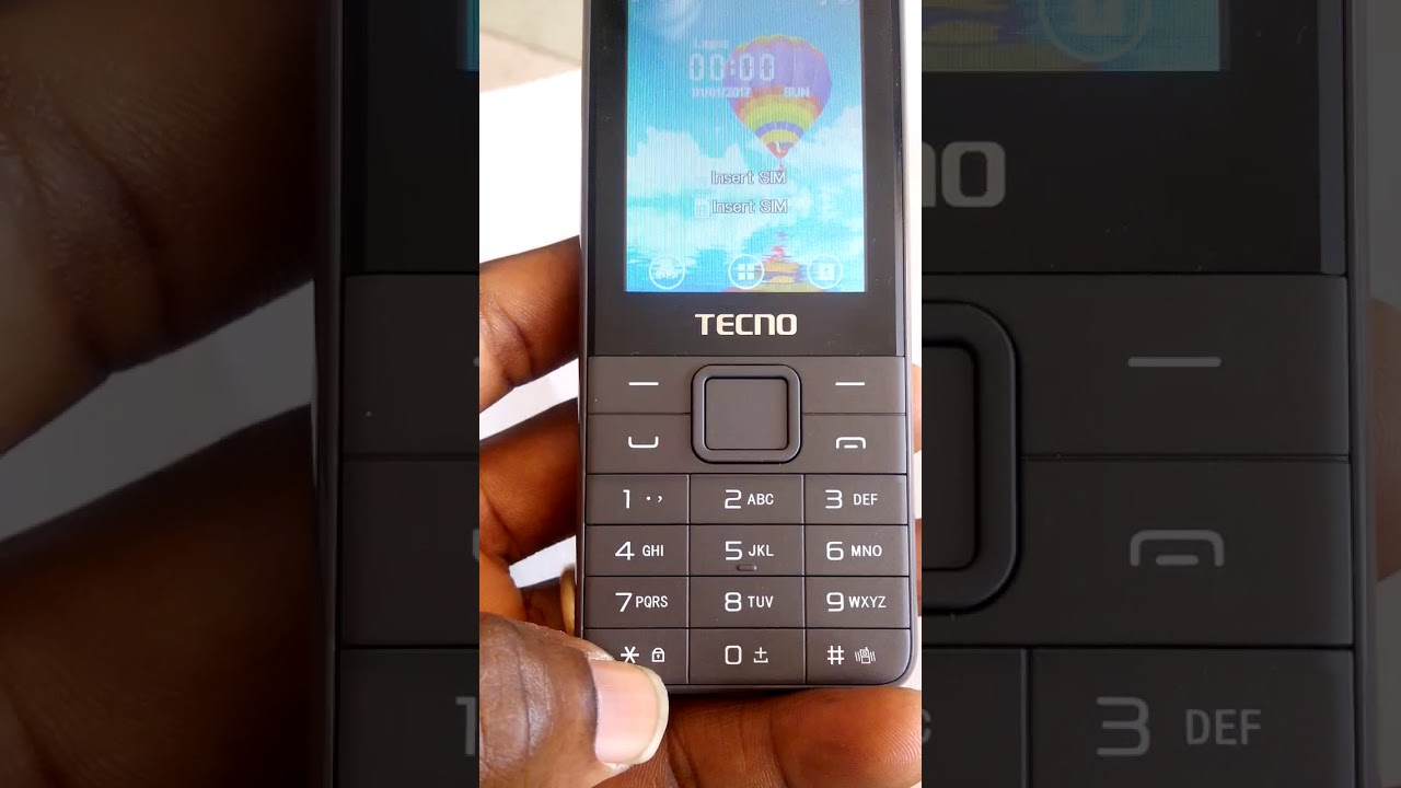 Without PC ,hard reset tecno t371