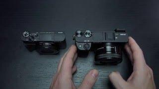 Sony A6300 vs RX100IV