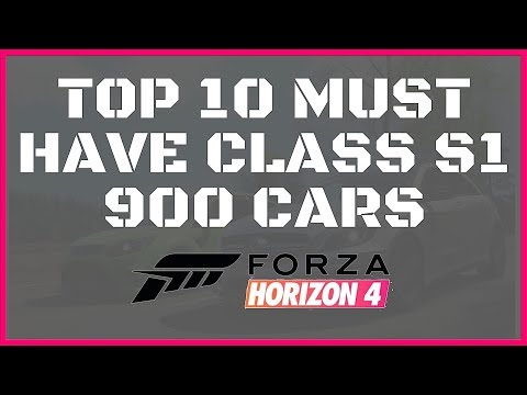 forza-horizon-4---top-10-must-have-class-s1-900-cars-in-forza-horizon-4