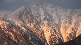 Benton Hot Springs and Eastern Sierra Nevada California