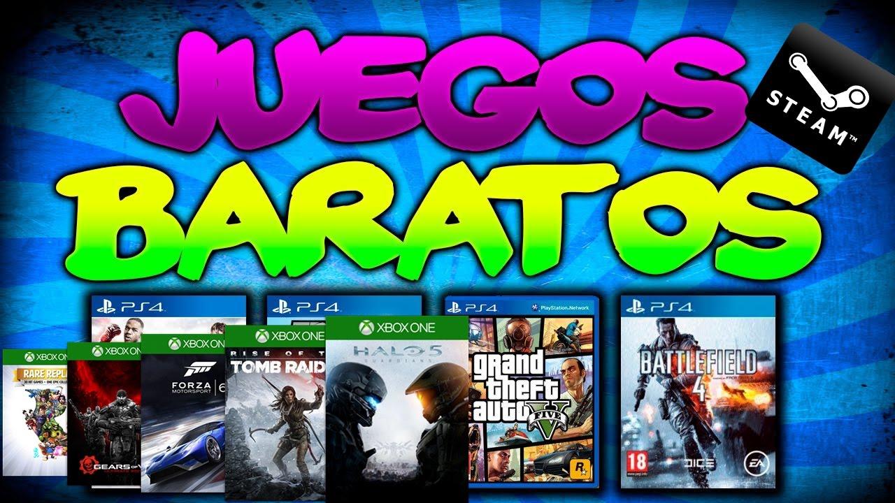 Donde Comprar Juegos Mas Baratos Para Xbox One Playstation 4 Y Pc