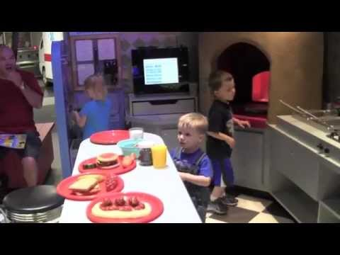 2014 Vacation Day 10: Children's Museum of Houston