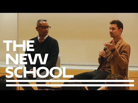 Samuel Sinyangwe and Vincent Warren | Race in the U.S. | A free public course at The New School