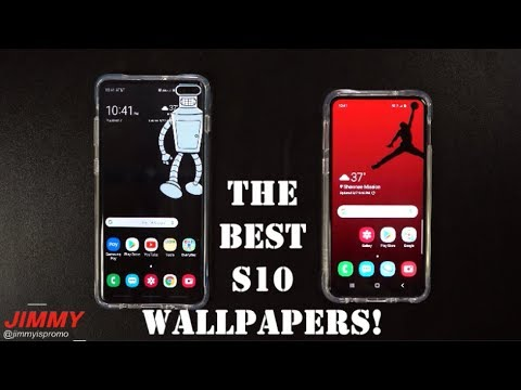 Download The Coolest Galaxy S10 Wallpapers! (Hide Camera Cutouts)