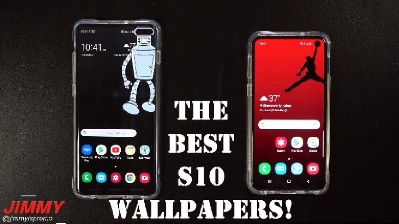 Download The Coolest Galaxy S10 Wallpapers Hide Camera Cutouts