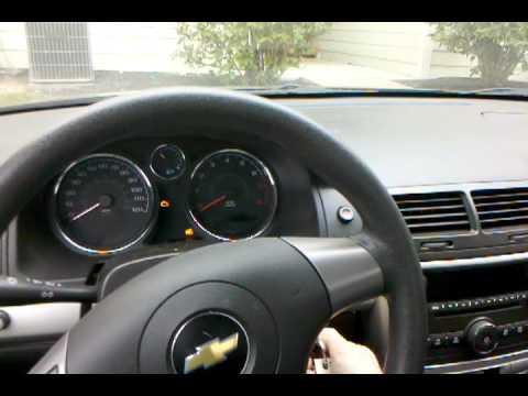 2009 Chevy Cobalt Will Not Start