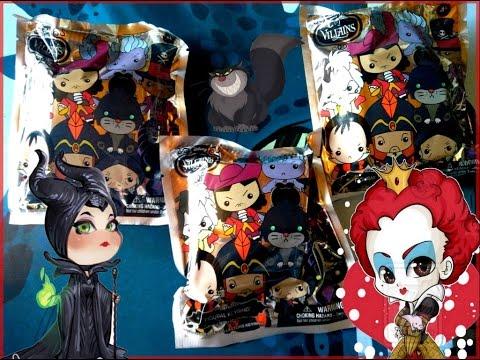 Blind Bag Des M 233 Chants Disney Les Vilains Sont De Retour