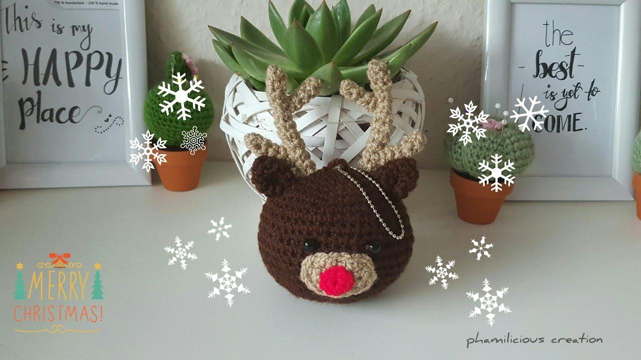 Amigurumi Reindeer Crochet Pattern | Supergurumi | 720x1280