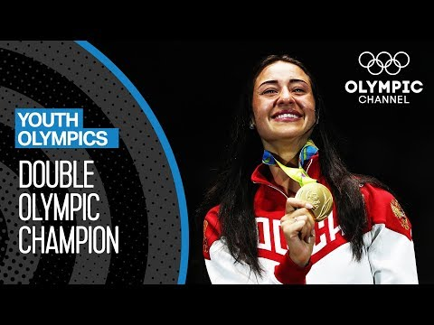 Becoming a Double Olympic Champion ft. Yana Egorian | Youth Olympic Games