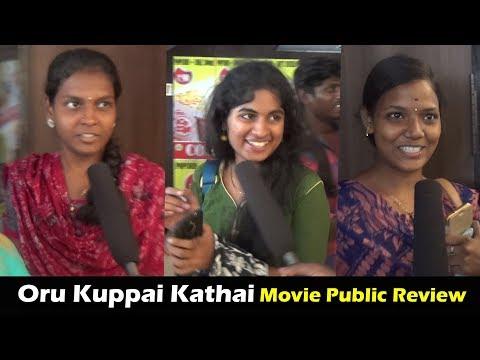 Oru Kuppai Kathai Movie Public Review | Dinesh | Manisha Yadav