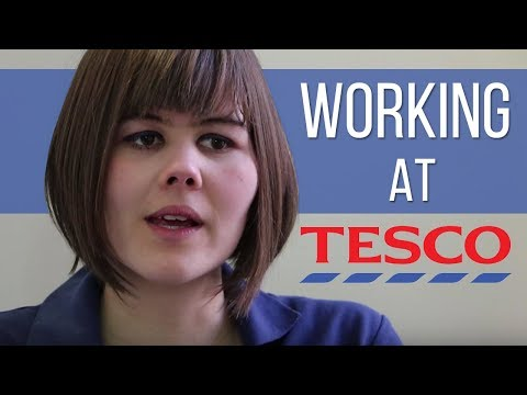 How I Found A Job At Tesco | Disability And Work