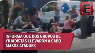 Ataque en Barcelona fue contra cruzados y judíos, afirma ISIS