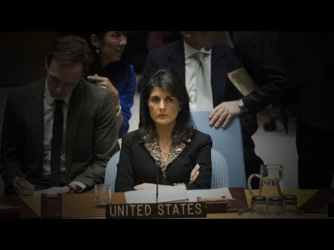 US vetos 'insulting' UN vote over status of Jerusalem