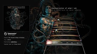 Meshuggah - Clockworks (Drum Chart)