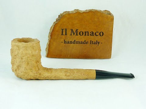 Pipa Il Monaco e mix Tosco Virginia
