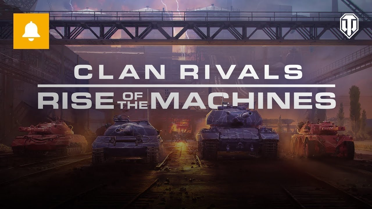 Clan Rivals: Rise of the Machines - Finals 2/8/20