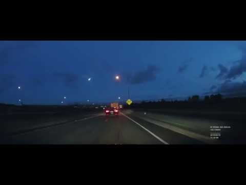 Meteor Everett Washington 6/10/16