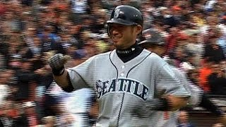 2007 ASG: Ichiro is named the 2007 All-Star Game MVP