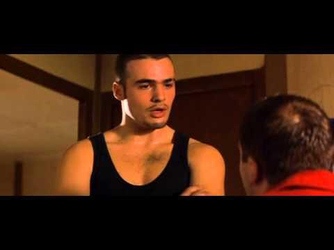 El regate de Caminero en la película Carne Trémula