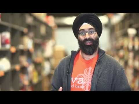 Seva Food Bank - An initiative of Sikhs Serving Canada