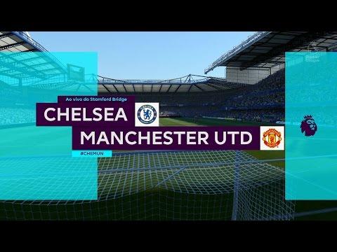 FIFA 17 - Chelsea FC vs Manchester United - Gameplay Pedido por Inscritos - Dificuldade Lendária