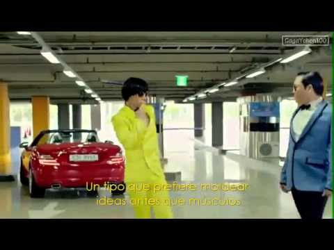 Gangnam Style (Official Music Video) PSY with Oppan Lyrics & MP3 Download
