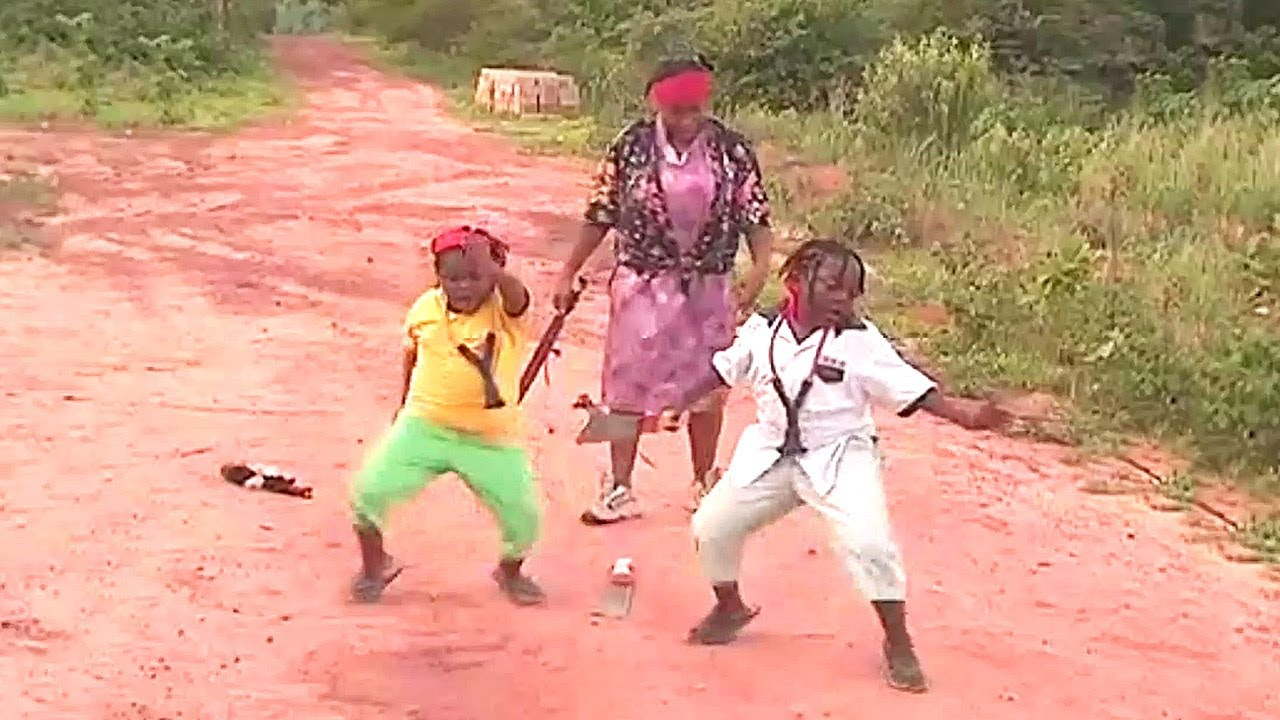 Download THIS AKI AND PAW PAW COMEDY MOVIE WILL MAKE YOU LAUGH (By Popular Demand) - Nigerian Movies 2021