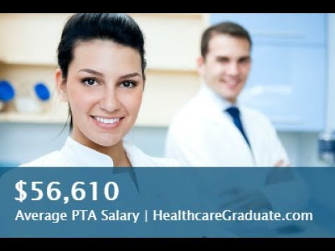 Physical Therapist Assistant Salary | PTA Salary