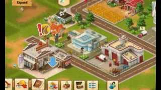 SimCity BuildIt Android review and download 2014 NEW!