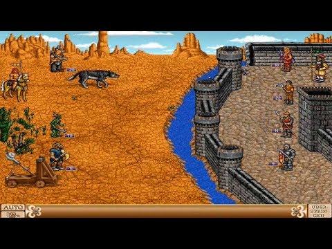 Heroes of Might and Magic II [German] - #106 - Unheiliger Bund (2/2)