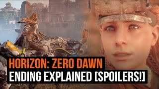 Horizon: Zero Dawn Ending Explained [SPOILERS]