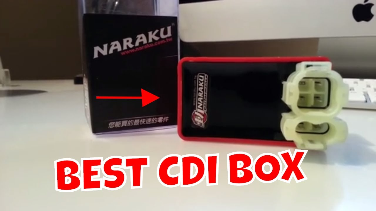 best gy6 performance cdi box made in taiwan not china  [ 1280 x 720 Pixel ]