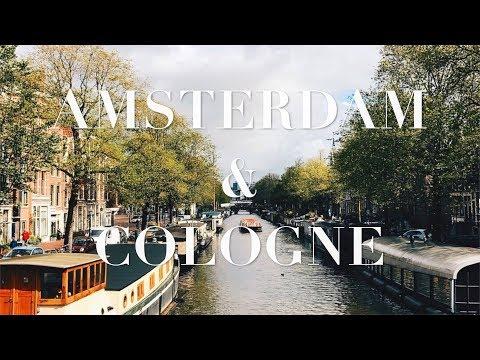 Amsterdam & Cologne (September 2017)