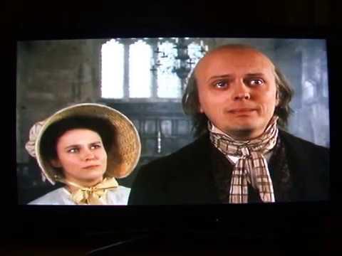 MARTIN CHUZZLEWIT  1994 BBC. /  touching scene.