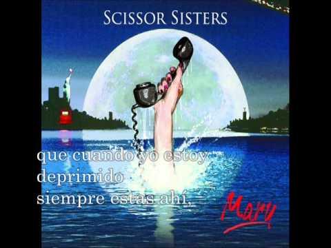 Scissor Sisters - Mary Sub. español