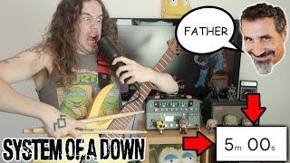 Making A System Of A Down Song In 5 Minutes (Speedrun)