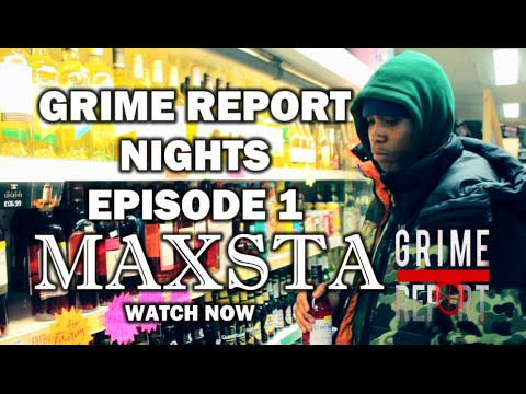 Drinking With Maxsta - Grime Report Nights [Episode 1] @ItsMaxsta