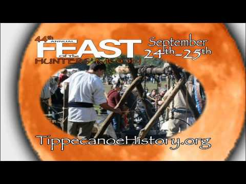 44th Annual Feast of the Hunters' Moon in West Lafayette produced by Innovative Digital Media