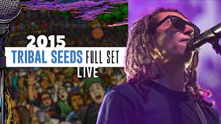 Repeat youtube video Tribal Seeds - Full Show - California Roots VI