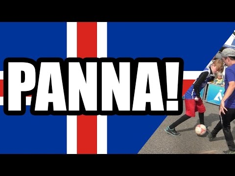20 Pannas in Iceland! (Which skill is your favorite?)