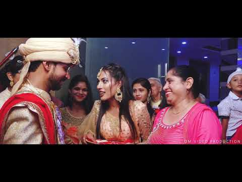 WEDDING HIGHLIGHTS BY OM VIDEO PRODUCTION: MATMA + ANKUSH | SESSION 2018
