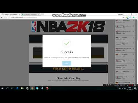 How To Get NBA2k18 For Free! | PC/XBOX/PS4 | With Proof! Free Key