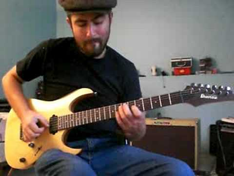 Before He Cheats Cover - Carrie Underwood - Guitar Instrumental ...