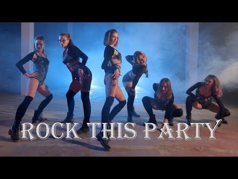 ROCK THIS PARTY(Everybody Dance Now)- Choreography by Christina Ushakova