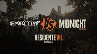 Capcom tried Midnight in VR!