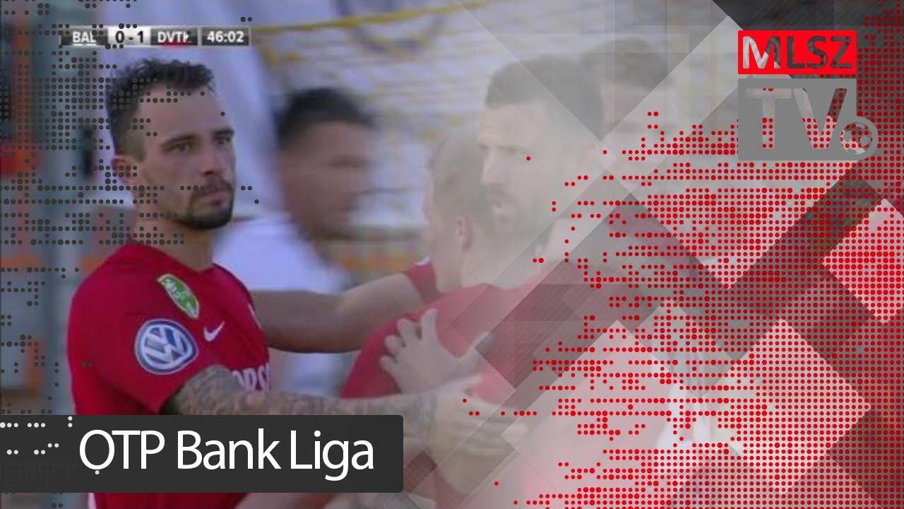 Balmaz Kamilla Gyógyfürdő - DVTK | 2-1 (0-0) | OTP Bank Liga | 26. forduló | 2017/2018 | MLSZTV