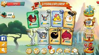 Angry Birds 2 Halloween hat set