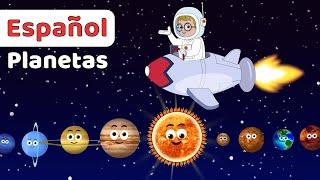 Aprende Los Ocho Planetas Las Mejores Funforkidstv Canciones Infantiles Youtube