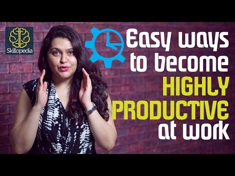 7 Easy ways to be highly productive at work - Improve your interpersonal skills