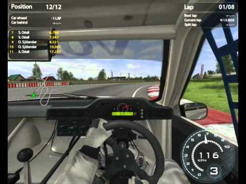 Volvo 850 Test - Volvo The Game - YouTube
